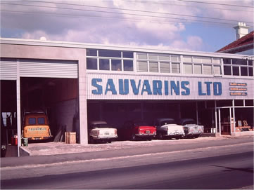 Sauvarins Premises, 474-476 New North Road, Kingsland Auckland